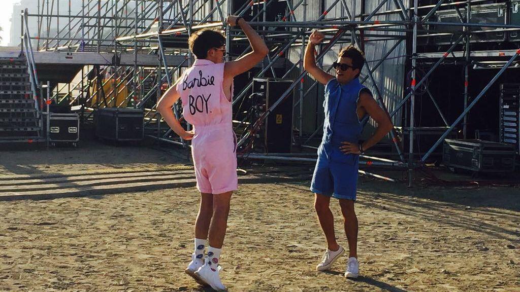 The Tripletz: los dj de moda que también estuvieron en el CCME