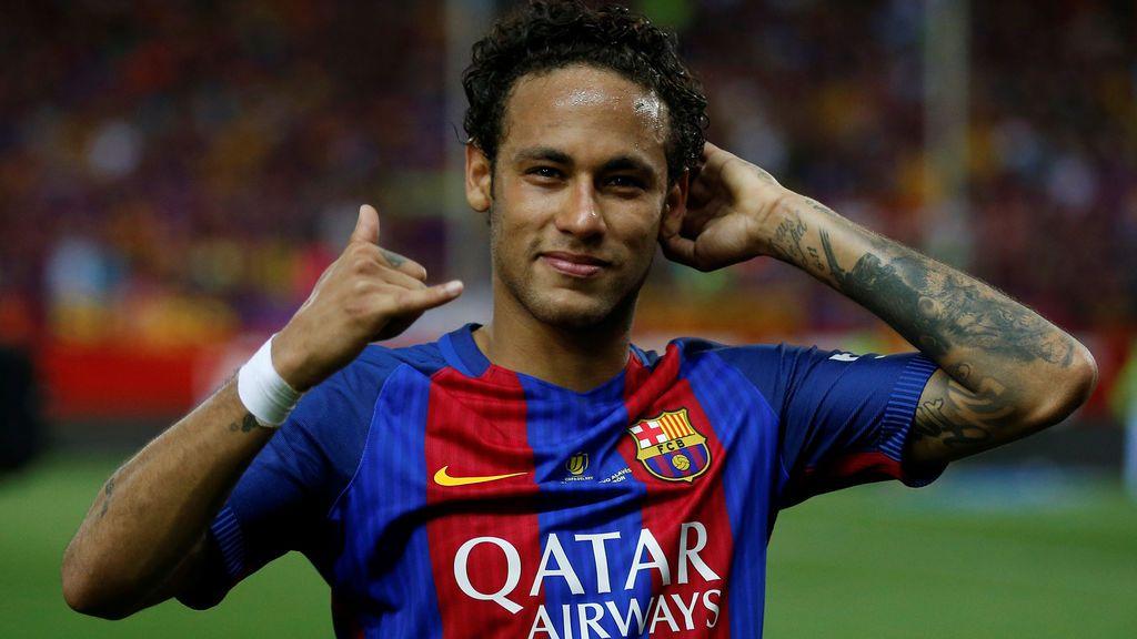 Neymar paga el dinero de su cláusula al Barcelona y ya no es jugador culé