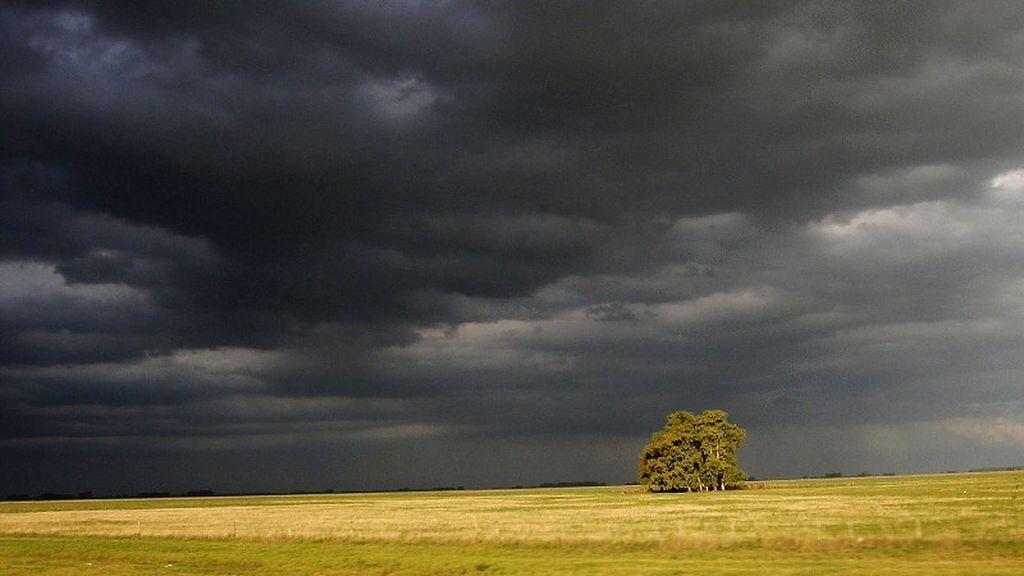 EL TIEMPO HOY - Nubes verdes 3