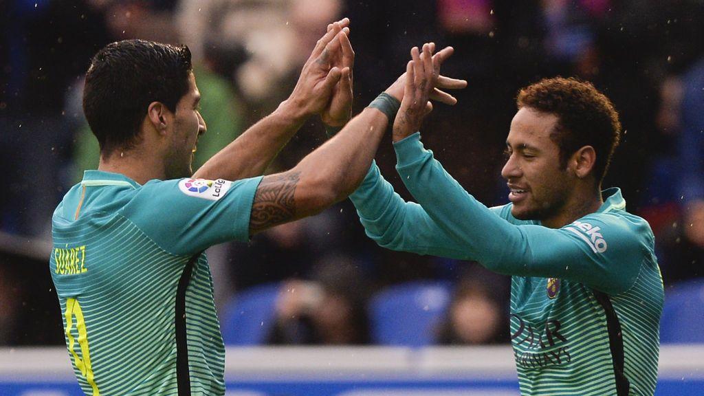 """El emotivo mensaje de despedida de Luis Suárez a Neymar: """"No cambies nunca, te quiero hermanito"""""""