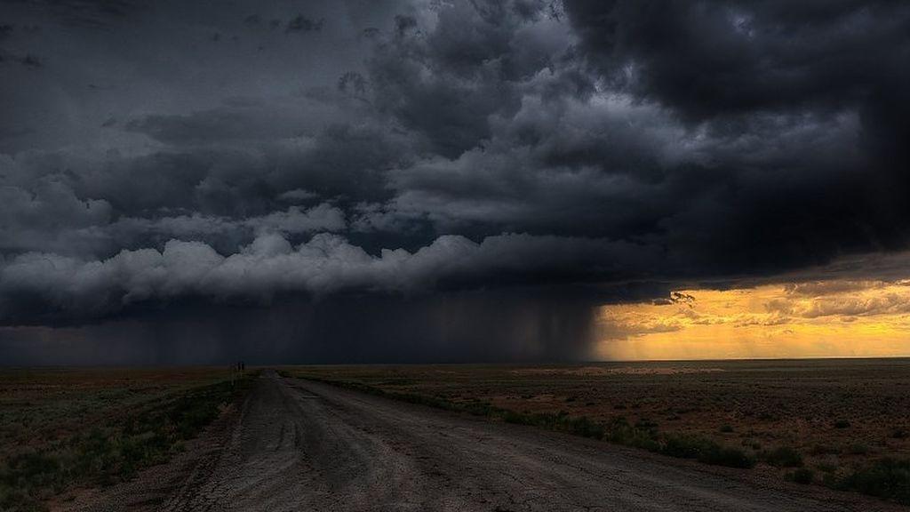 Las tormentas verdes existen y están en España