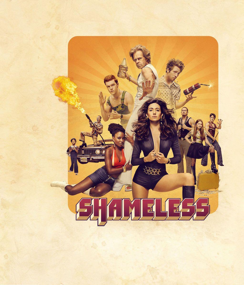 La sexta temporada de 'Shameless', en Factoría de Ficción