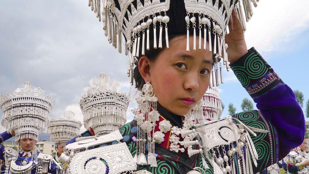 Festival de la Antorcha en China