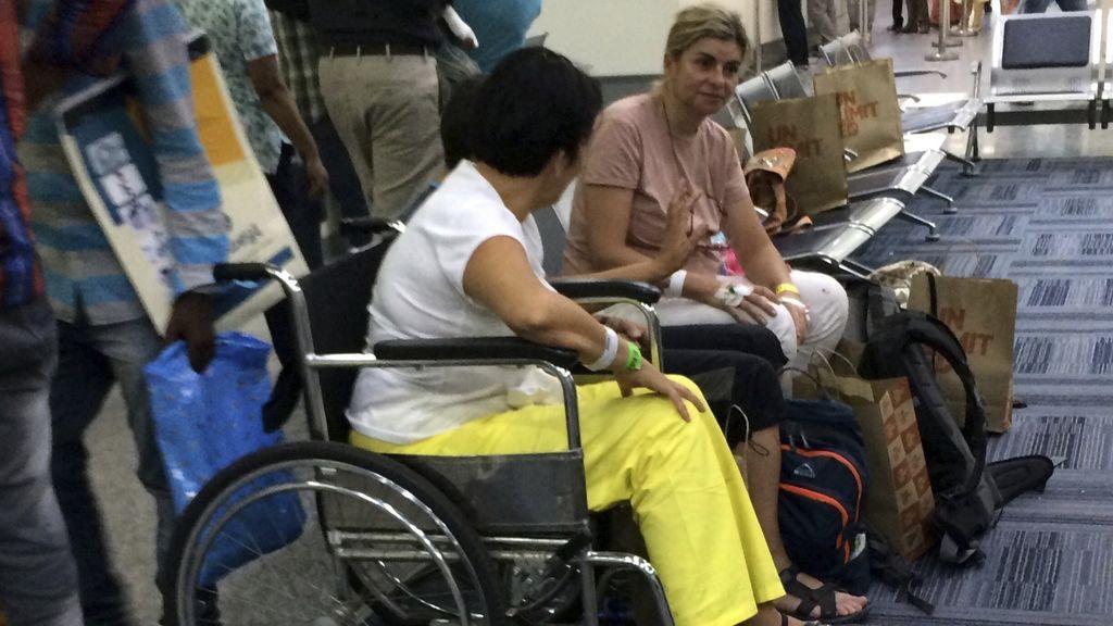"""Dos de los nueve heridos en el accidente de la India se encuentran """"muy graves"""""""