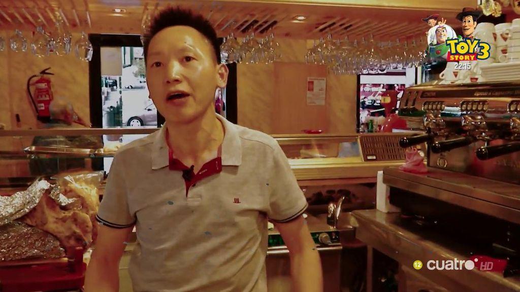 """Alucinamos con Chen, """"el chino facha"""": """"Si los catalanes se van de España se van a comer los mocos"""""""