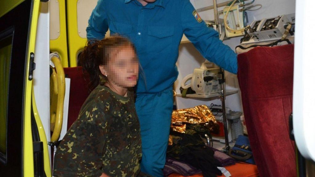 Una niña de 14 años sobrevive sola una semana en el bosque siberiano