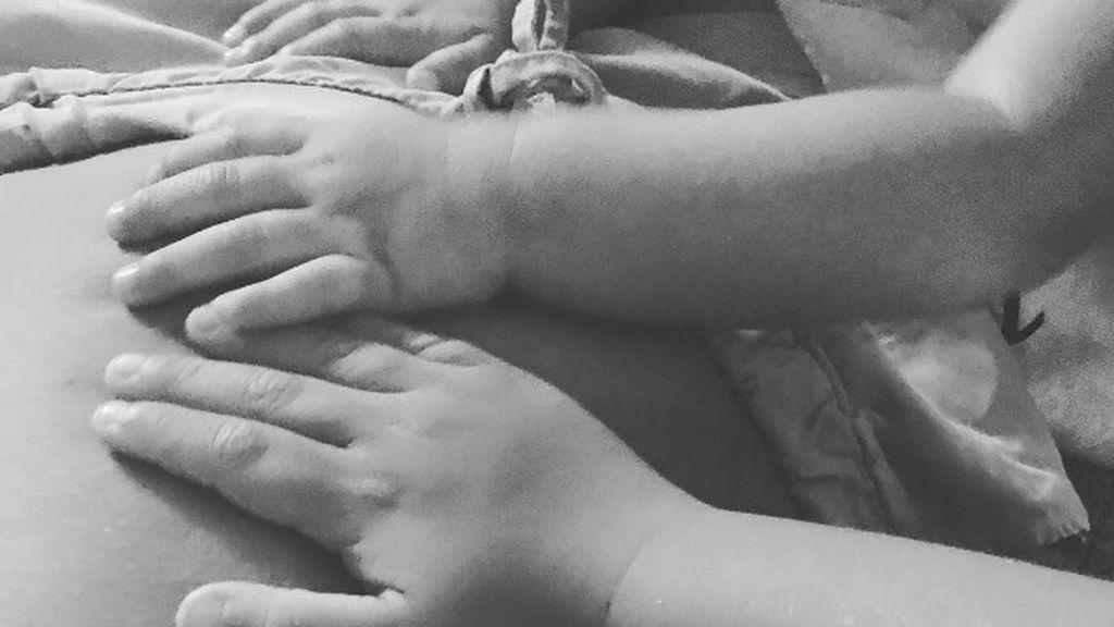 El momento más tierno: Los hijos de Kiko Rivera esperando a su futuro hermano