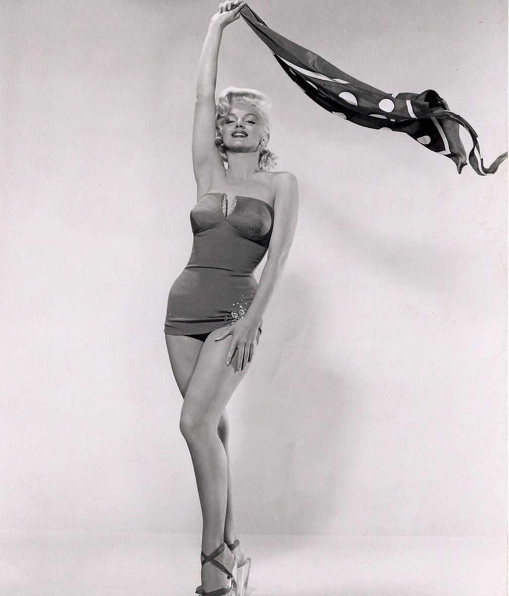 Modelo de las marcas mas prestigiosas, fue una de las mujeres más fotografiadas de la época