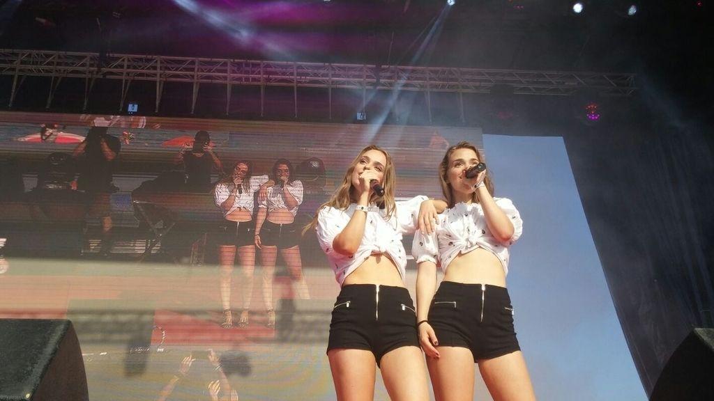Twin Melody, sencillas y guapísimas