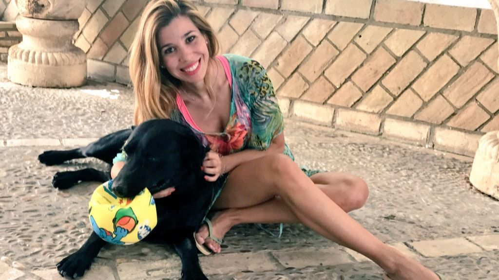 Natalia vuelve a sonreír: ¡¡Su perro Roco ha aparecido!! 🐶