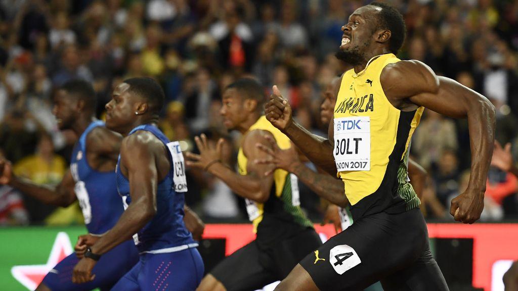 Los últimos 100 metros de Usain Bolt: así dice adiós un mito