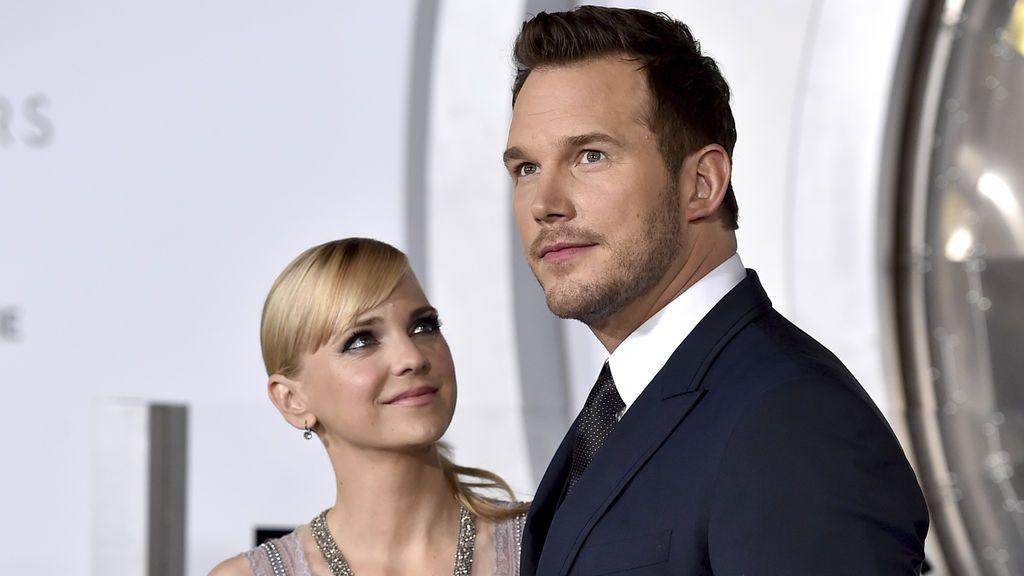 Chris Pratt y Anna Faris anuncian en las redes sociales su divorcio tras 8 años de matrimonio