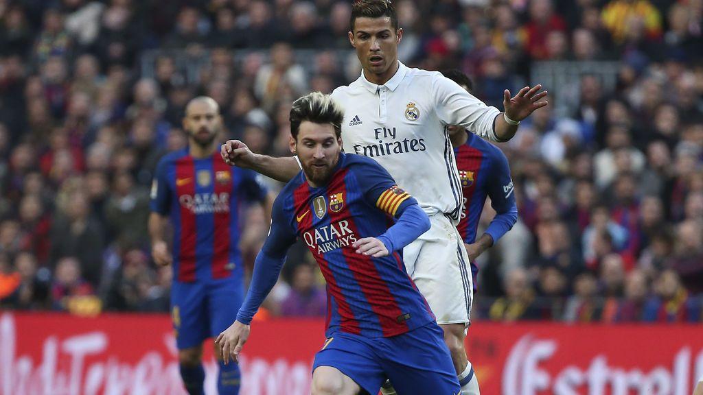 Un estudio coloca a Messi como el mejor jugador de la historia de la Liga y a Cristiano el decimoséptimo