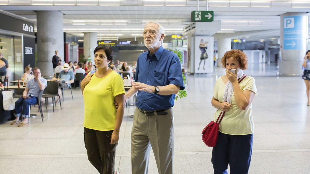 Llegan a Málaga seis de los heridos en el accidente de tráfico en India