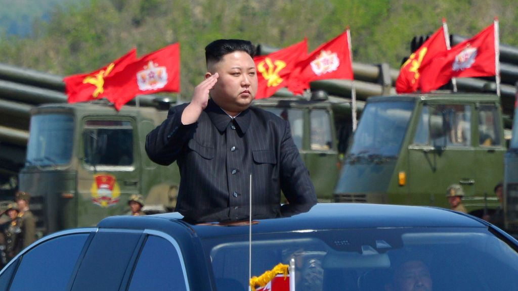 """Corea del Norte advierte un Trump """"muy contento"""" por las sanciones del """"error"""" de creerse a salvo de un ataque"""