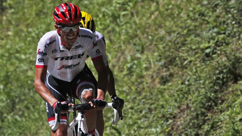 Alberto Contador anuncia su retirada del ciclismo tras la Vuelta a España