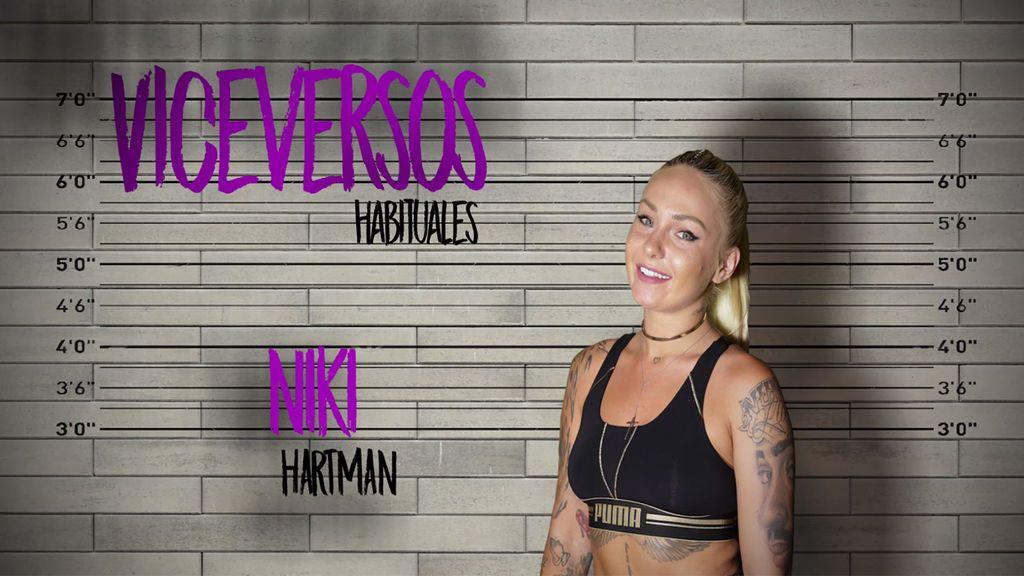 Neymar y Niki Hartman, ¿una relación de amor o amistad?