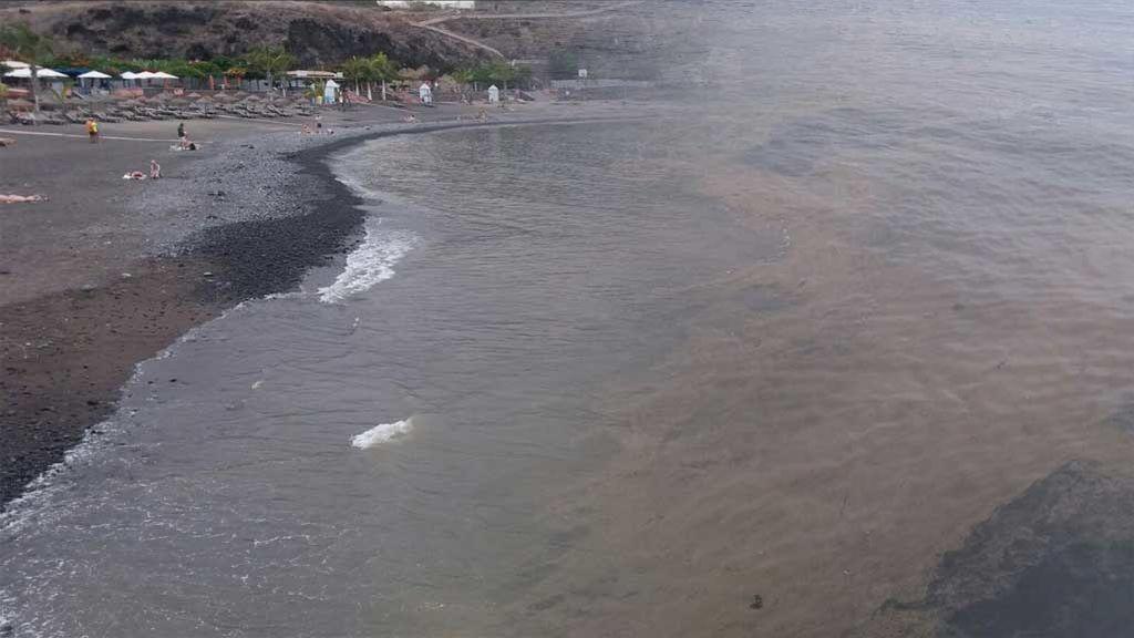 Precaución en Canarias: un brote de microalgas muy tóxicas obliga a cerrar algunas playas
