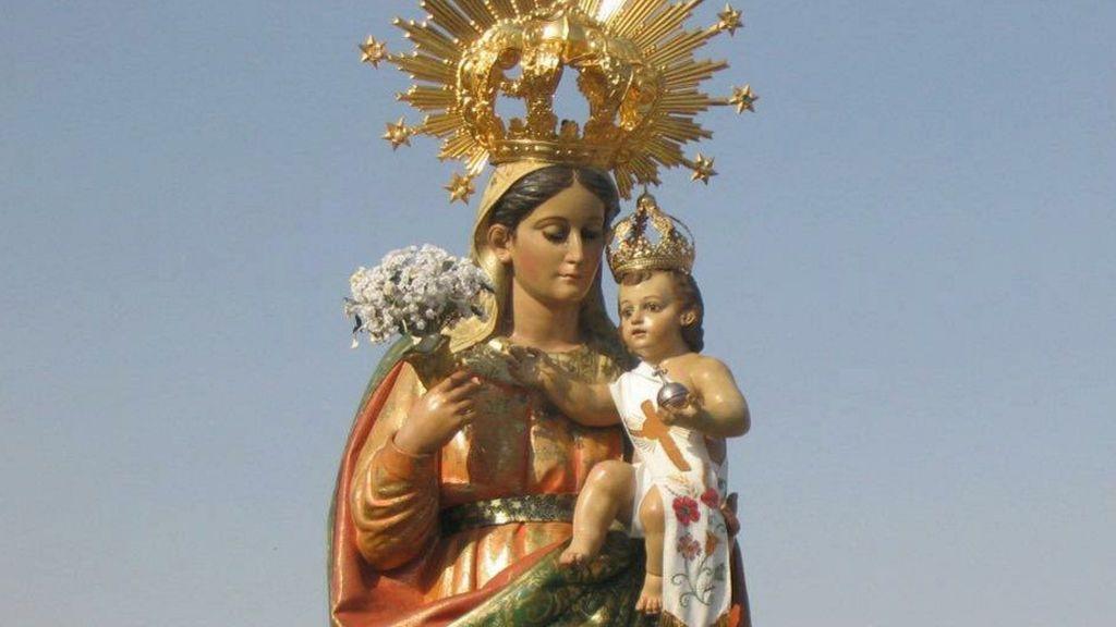Hacen un llamamiento para encontrar el dedo pulgar del Niño de la Virgen de Manjavacas