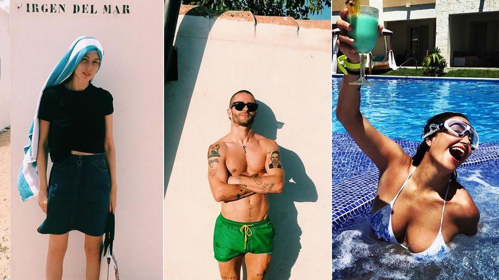 Los estilistas de 'Cámbiame' marcan tendencia con sus 'outfits' veraniegos