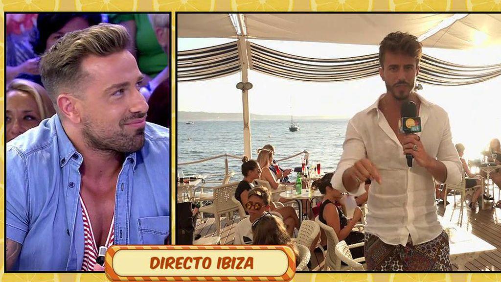 ¿Cuál será el desafío que le ha hecho Marco Ferri a Rafa Mora?