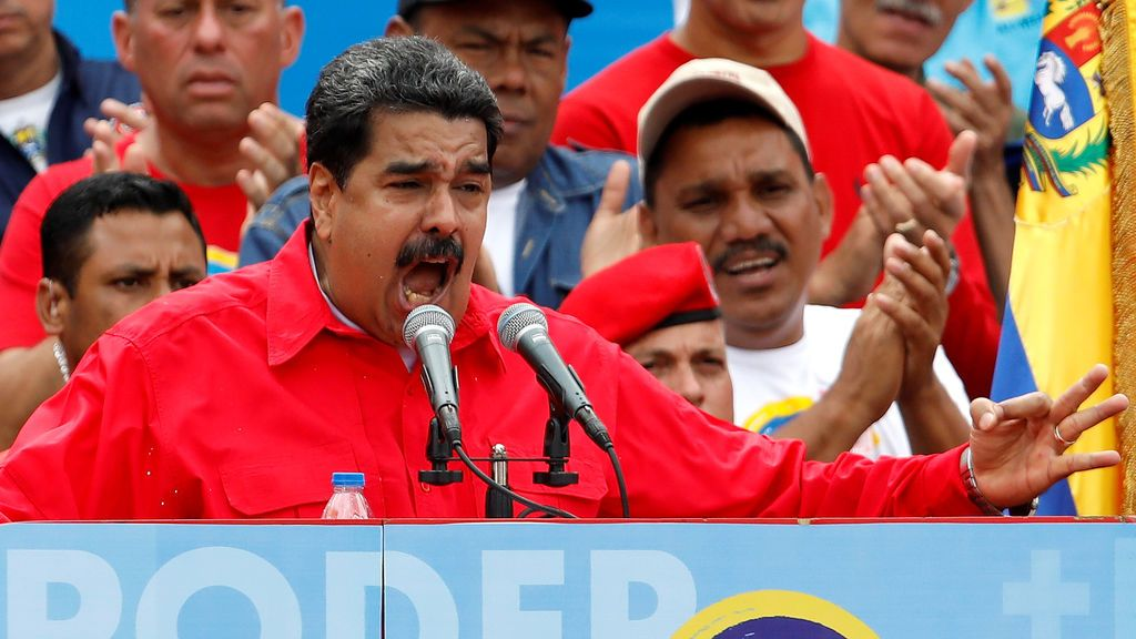 Nicolás Maduro, responsable de las violaciones de DDHH en Venezuela, según la ONU