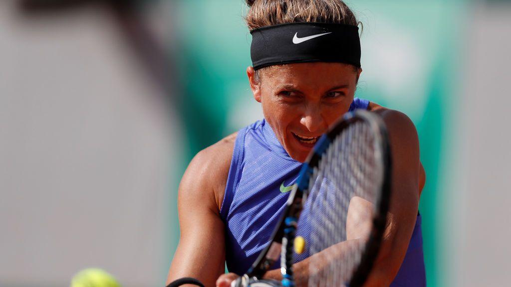 La tenista Sara Errani da positivo en el control antidoping y culpa… ¡a los tortelinis de su madre!