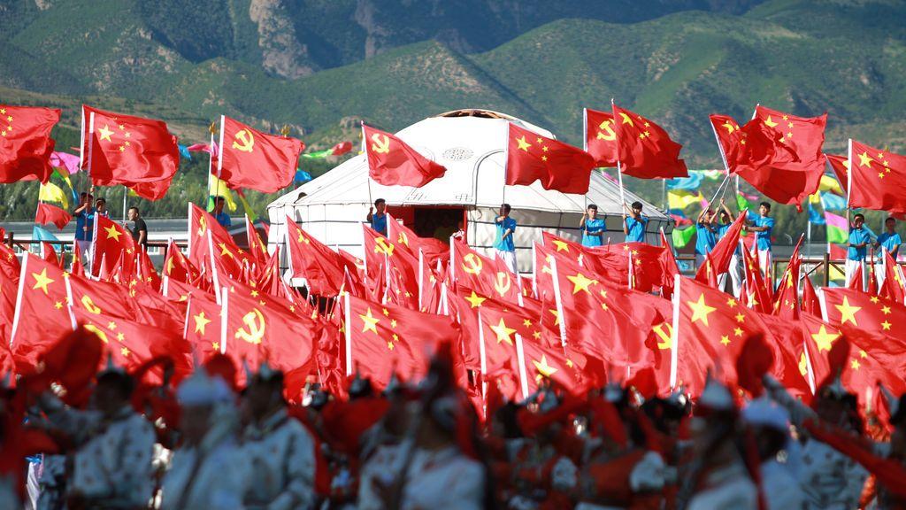 Clebración del 70º aniversario del establecimiento de la Región Autónoma de Mongolia Interior