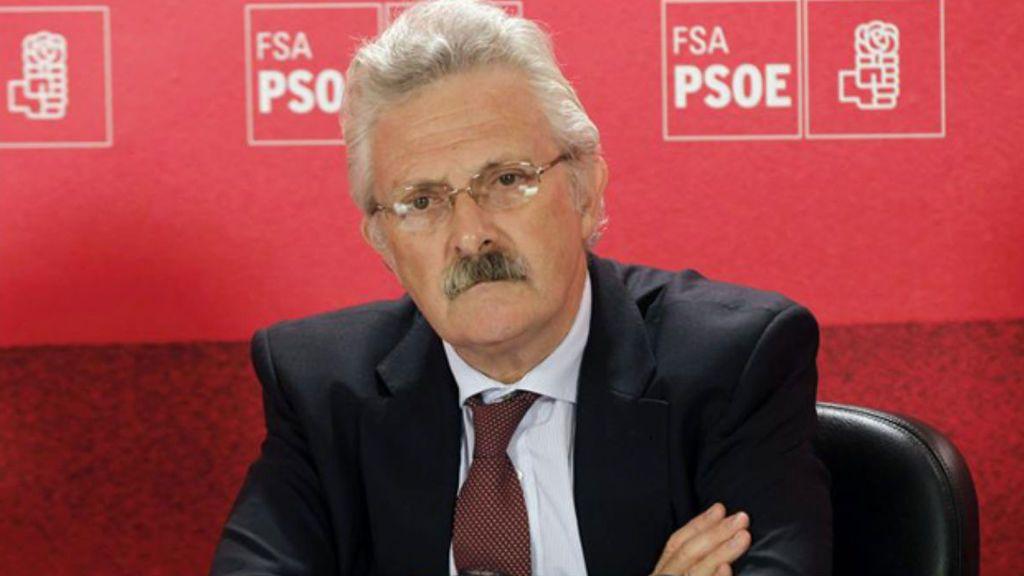 Antonio Trevín dimite como diputado socialista en el Congreso