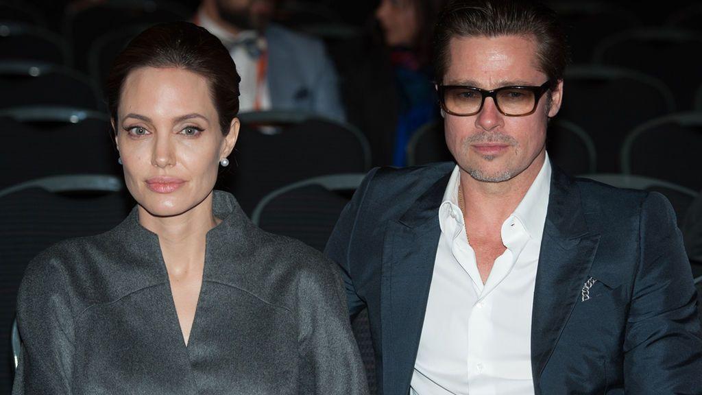 Angelina Jolie y Brad Pitt: Proceso de divorcio congelado