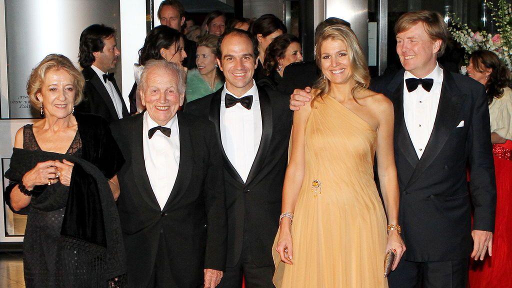 Fallece Jorge Zorreguieta, padre de Máxima de Holanda