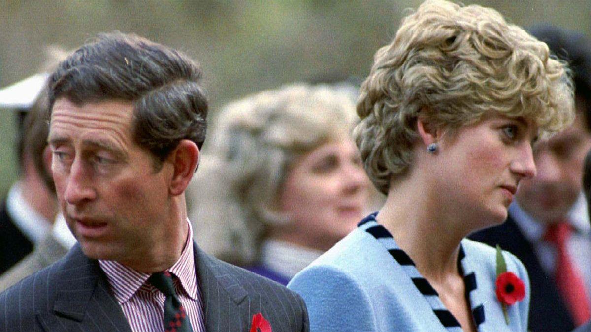 La indiferente reacción del príncipe Carlos tras el nacimiento de su hijo
