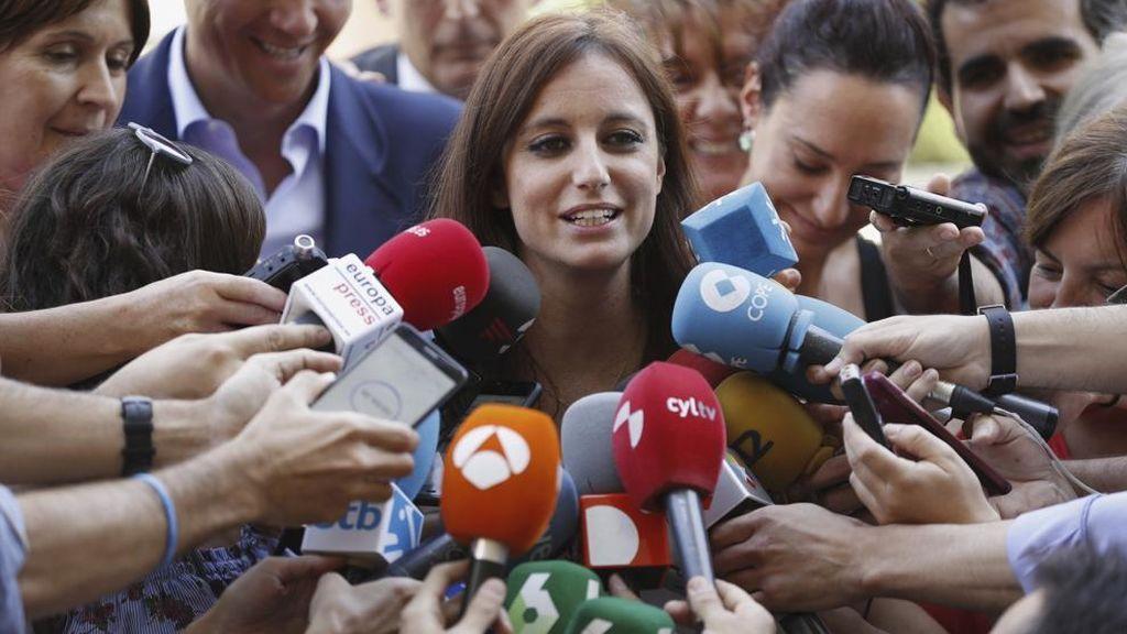 """Andrea Levy asegura que el PP es un partido """"revolucionario"""" y lo demostró con la reforma laboral"""
