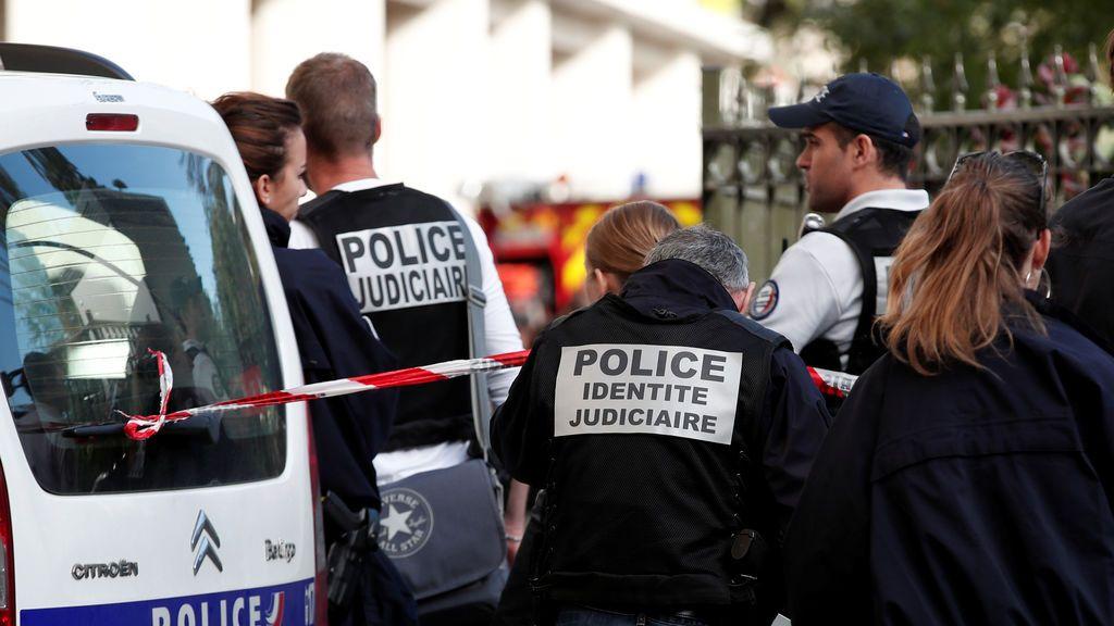 Seis militares antiterroristas franceses heridos, dos de ellos graves, al ser atropellados a las afueras de París
