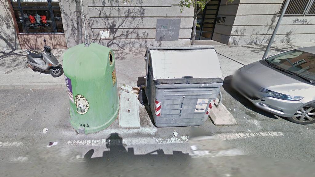 La Policía investiga la aparición de un cráneo en un contenedor de basuras de Alicante