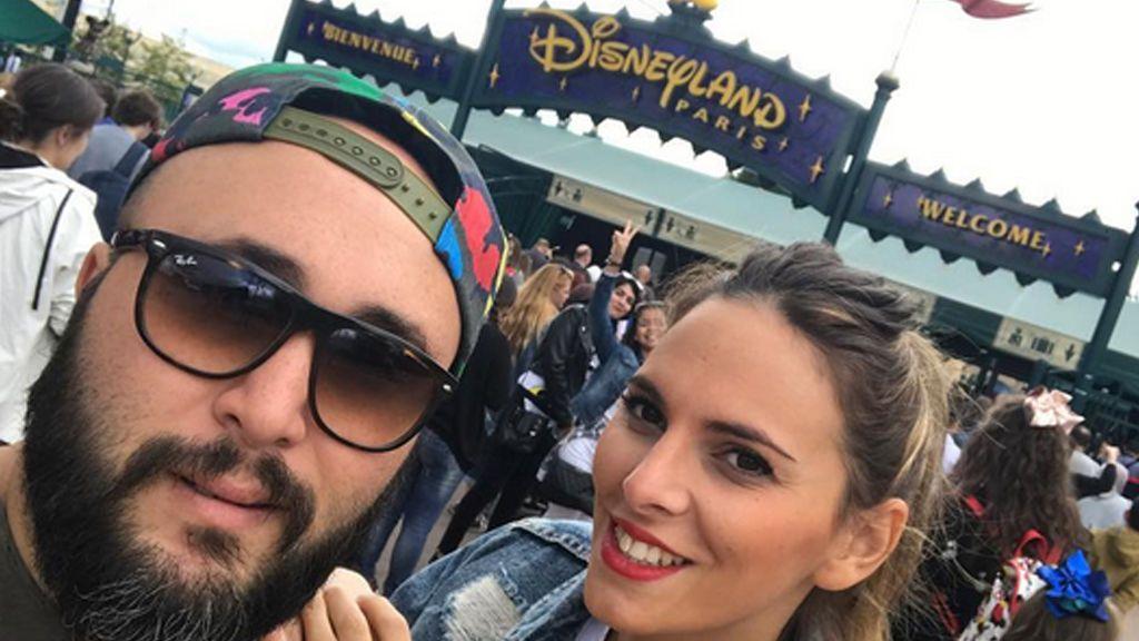 El viaje en familia a Disney de Kiko Rivera e Irene Rosales