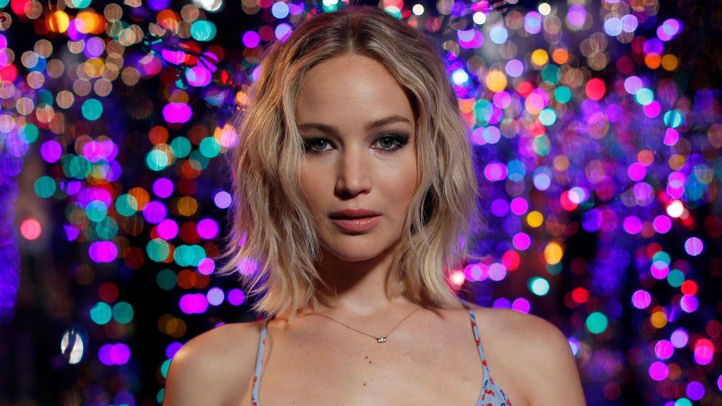 Jennifer Lawrence confirma su relación con el director Darren Aronofsky