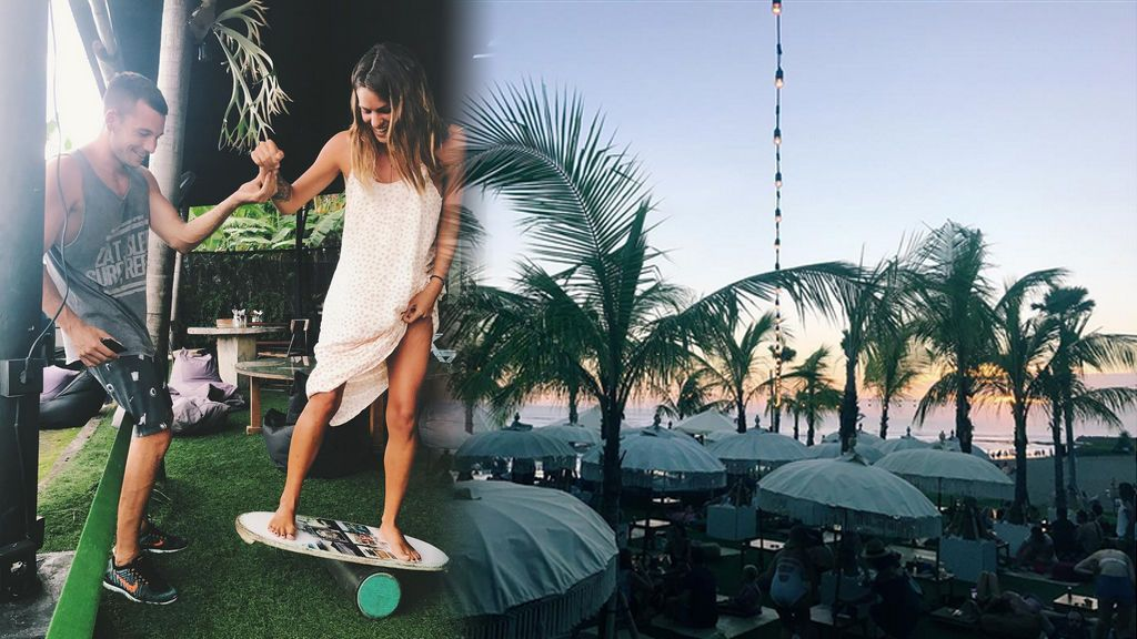 Las vacaciones más románticas de Laura Matamoros y Benji en Bali 😍