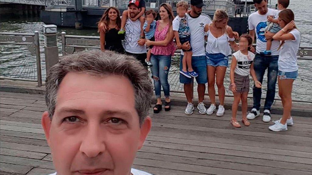 """Un argentino consigue el que puede ser el """"selfi del año"""""""