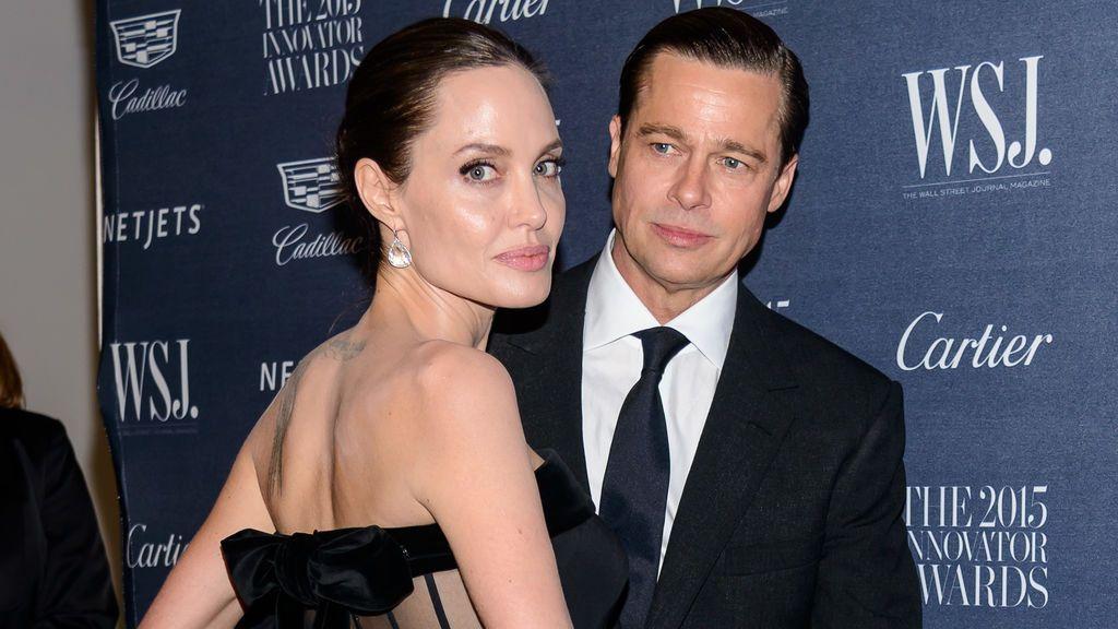 ¿Por qué ha parado Angelina Jolie el proceso de divorcio con Brad Pitt?
