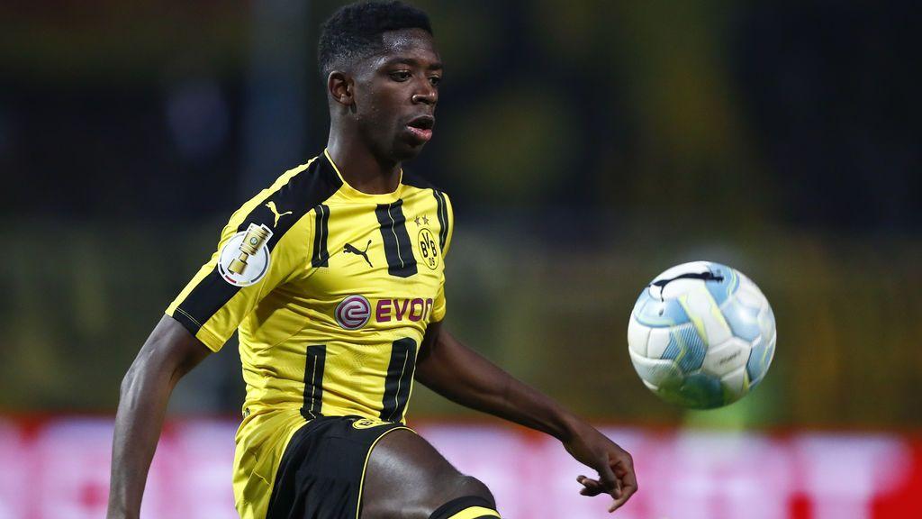 """El Dortmund rechaza una oferta del Barcelona por Dembele """"por no reflejar el valor"""" futbolítisco ni de mercado"""