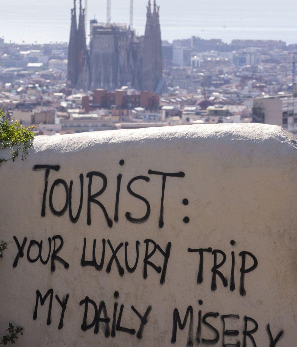 El Gobierno denunciará ante los tribunales todos los ataques turismofóbicos