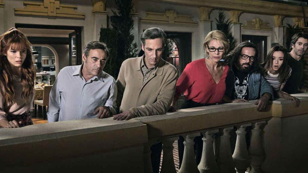 ¿Quieres saber cómo fue el rodaje de 'Perfectos Desconocidos'? ¡Los actores te lo enseñan!