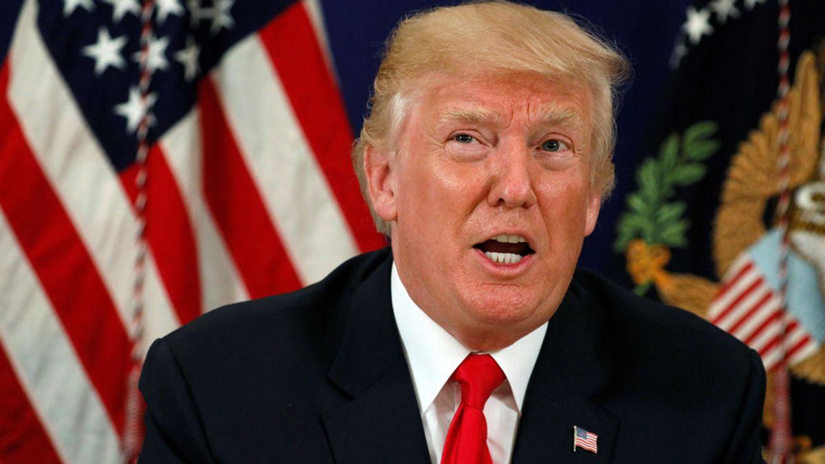Trump, dispuesto a atacar a Corea del Norte