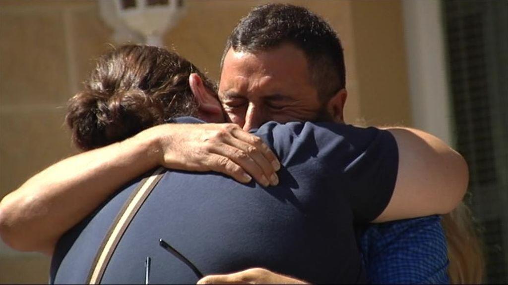 Ya están en España los cuerpos de los cuatro cooperantes fallecidos en la India