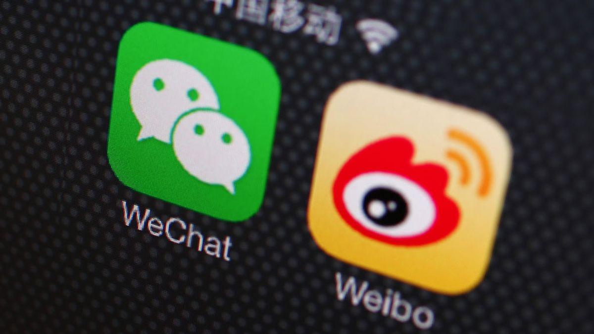China investiga sus dos principales redes sociales, WeChat y Weibo