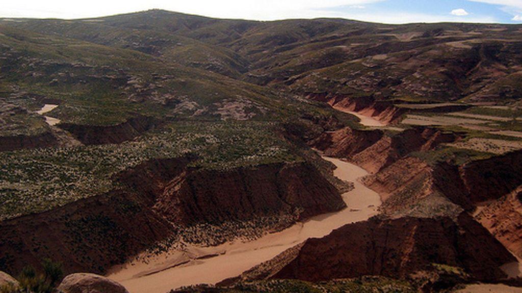 El cambio climático podría crear ríos de barro en España