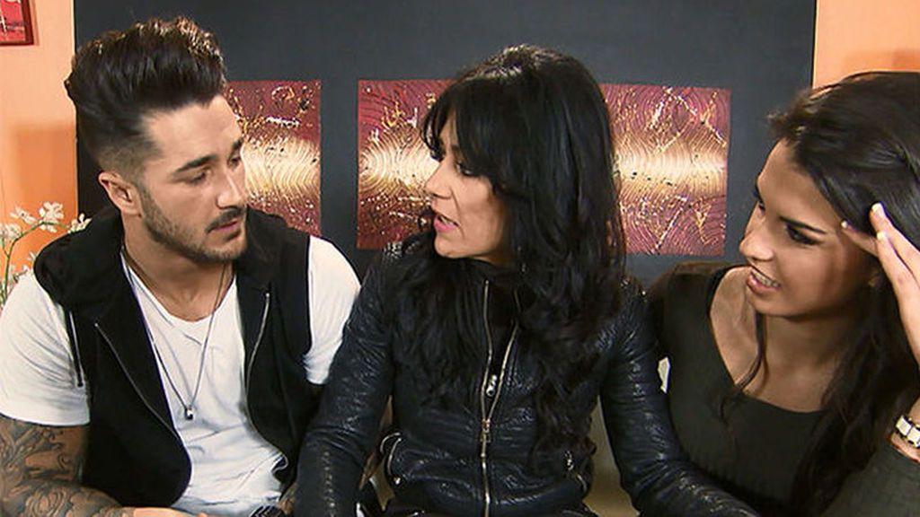 ¡Insultos y amenazas! Hugo y Maite Galdeano la lían en redes