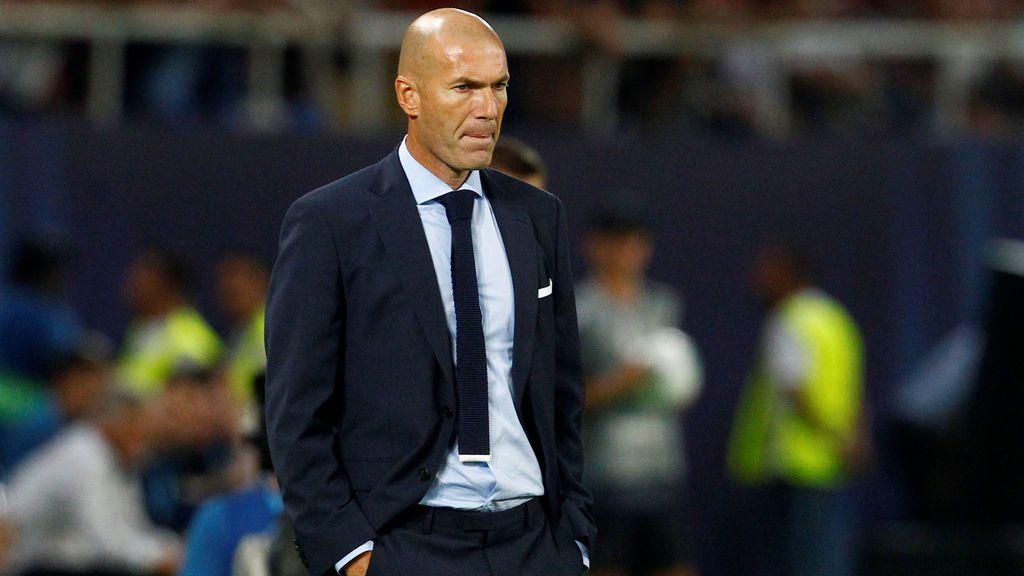 """Zidane renueva por tres años: """"Mi historia con el Real Madrid no es una cuestión de dinero"""""""