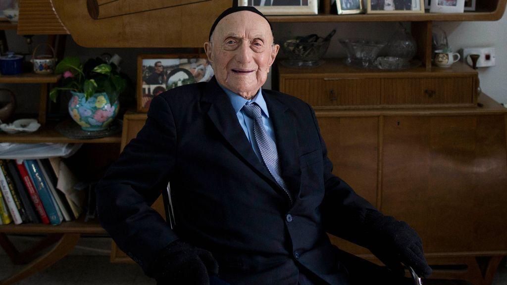 Muere a los 113 años el hombre más viejo del mundo, superviviente del Holocausto